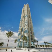 Lotus Tower, Concept, Middle East