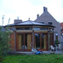 Dutch cottage, Extension, the Netherlands